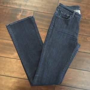 7 For All Mindkind Mid Rise Bootcut 28